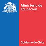 Logo del Ministerio de Educación Chile