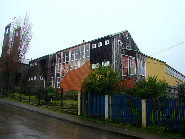 Residencia Laurita Vicuña